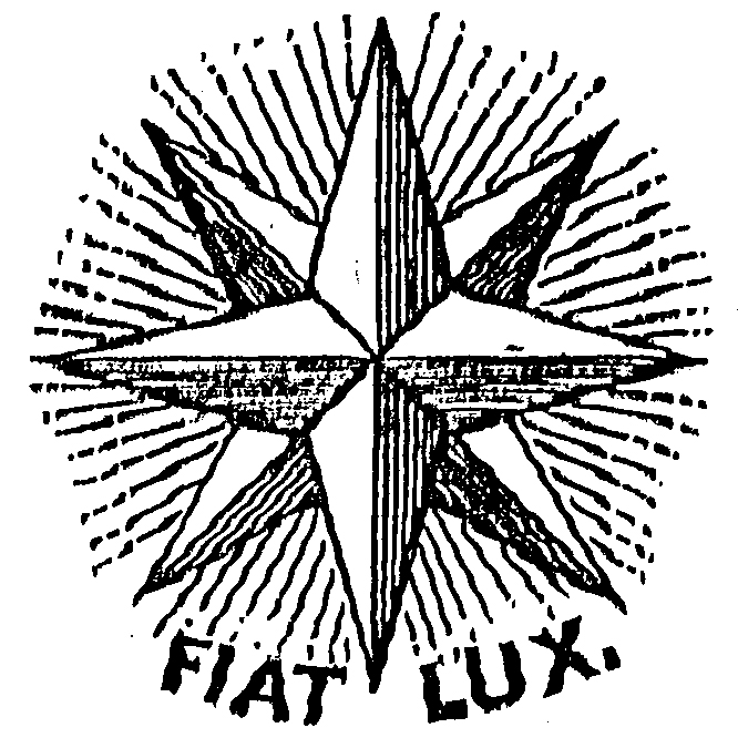 Christchurch Star logo - Fiat Lux