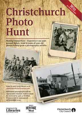 2014 Photo Hunt poster