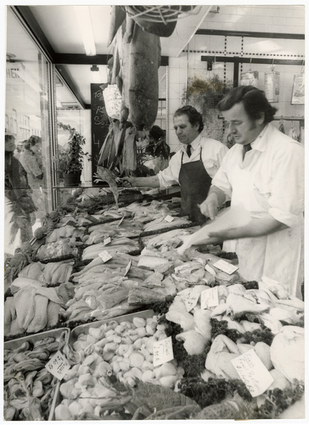 Armagh St fish shop