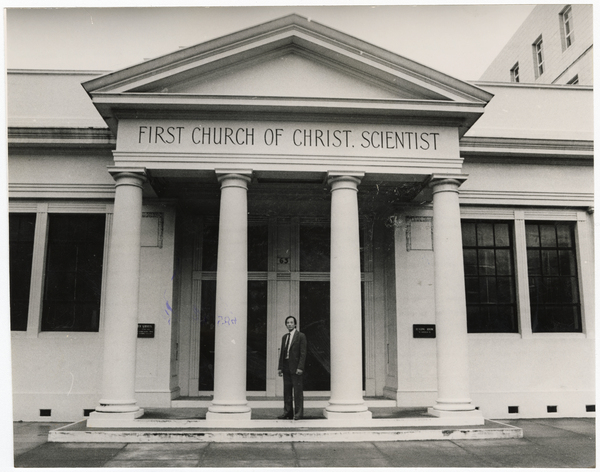 The First Church of Christ, Scientist building