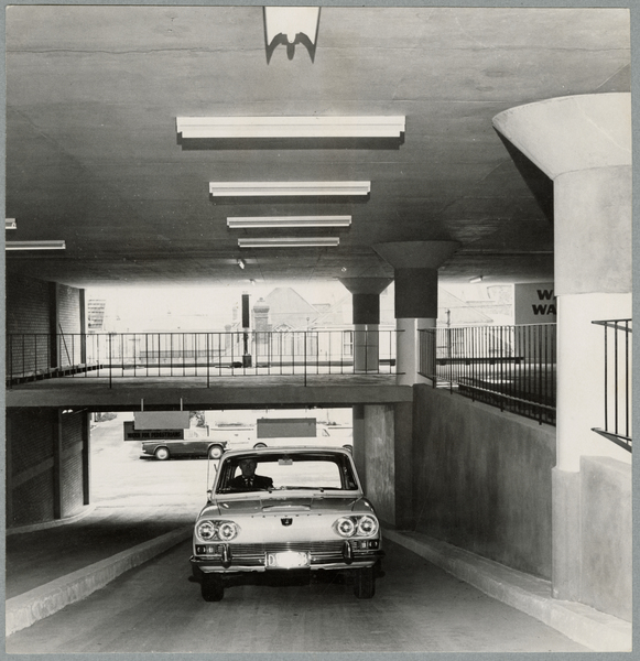 Amuri Motors parking building
