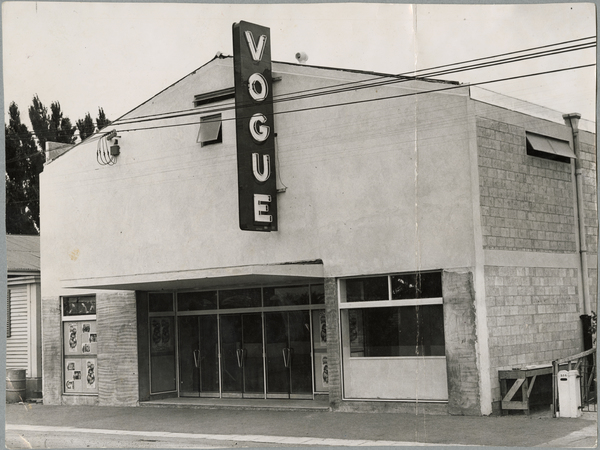 Vogue Theatre, Spreydon