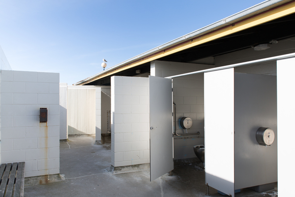 New Brighton public toilets