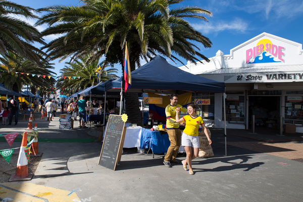 Saturday Seaside Market at New Brighton Mall