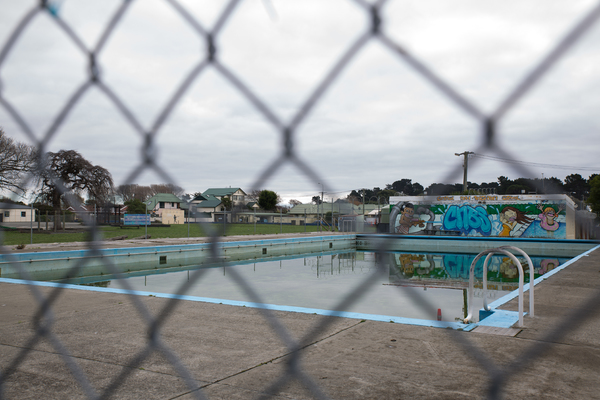 New Brighton School Pool