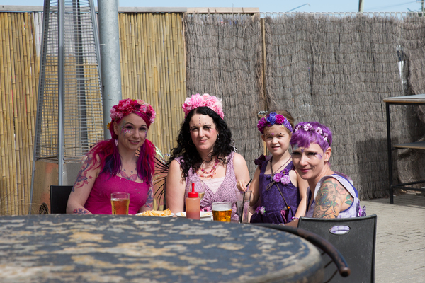 Fairies at The Wave Bar, New Brighton