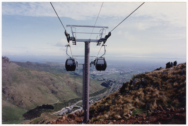 Gondola and Canterbury Plains