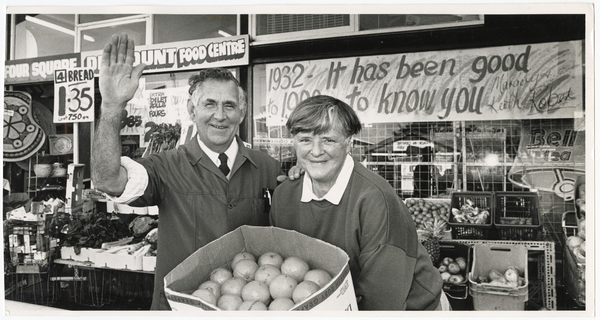 Keith and Margery Roper retire from their grocery business