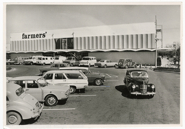 Farmers Department Store, Bishopdale Mall