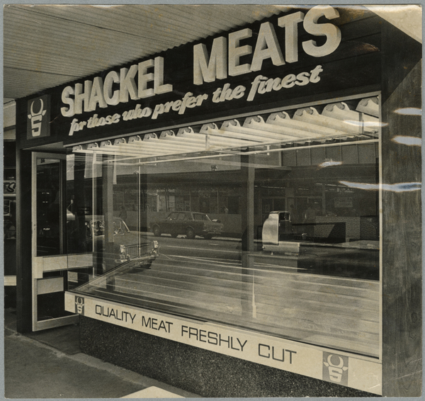 Shackel Meats, New Brighton