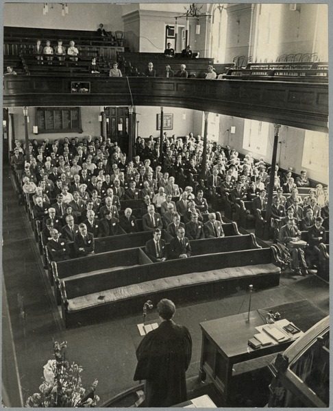 General assembly at St Paul's Church