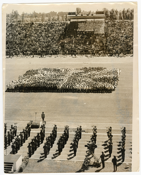 Opening ceremony of Commonwealth Games