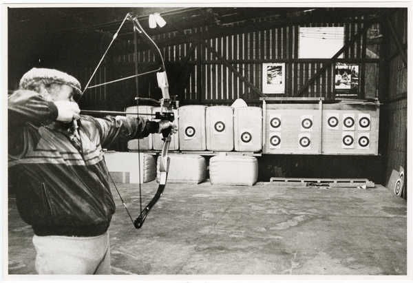 Indoor Archery Centre, Dundas Street