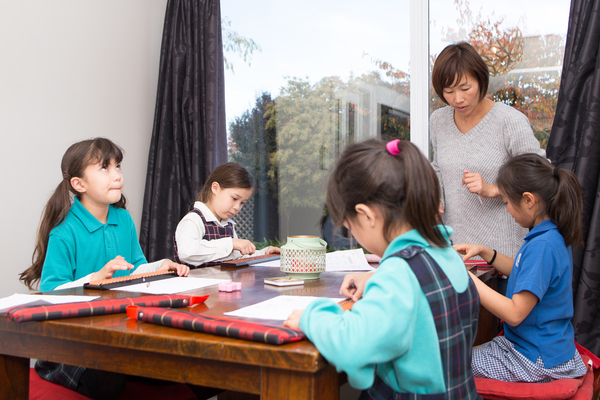 Abacus class, Cullahill Street, Bishopdale