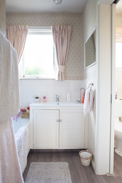 Bathroom in a home in Bishopdale