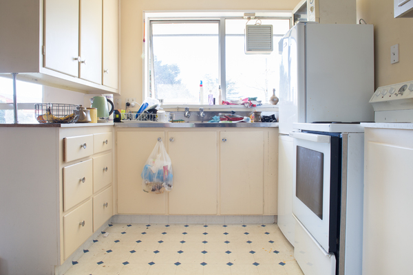 Kitchen in a home in Bishopdale