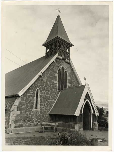 Holy Trinity Church, Lyttelton