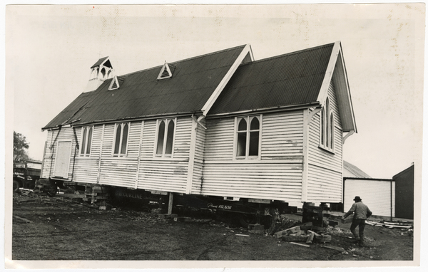 St Columba's Anglican Church, Hornby