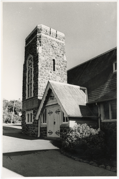 Cashmere Presbyterian church