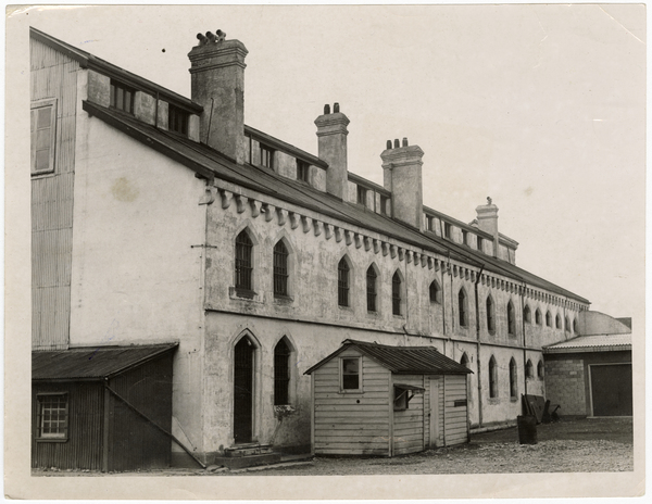 Addington Prison building