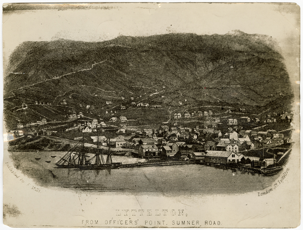 Early Lyttelton