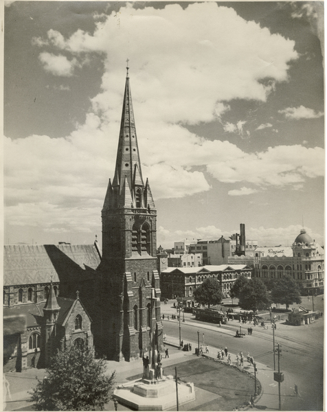 ChristChurch Cathedral, Cathedral Square