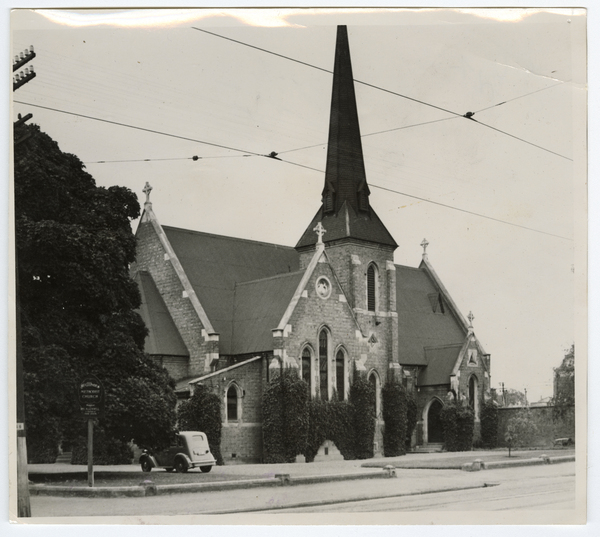 St Albans Methodist Church, Papanui Road