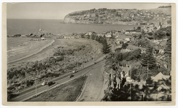 View of Sumner from Clifton