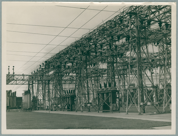 Addington Power House and Substation