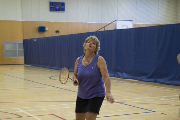 Member of the Bishopdale Badminton club