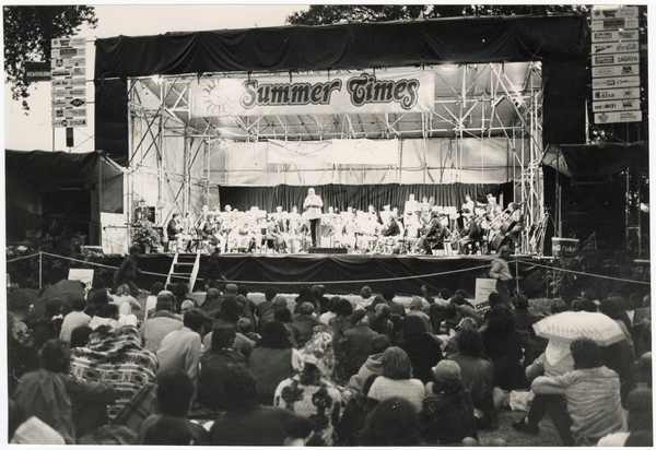 The Christchurch Symphony Orchestra performs at SummerTimes