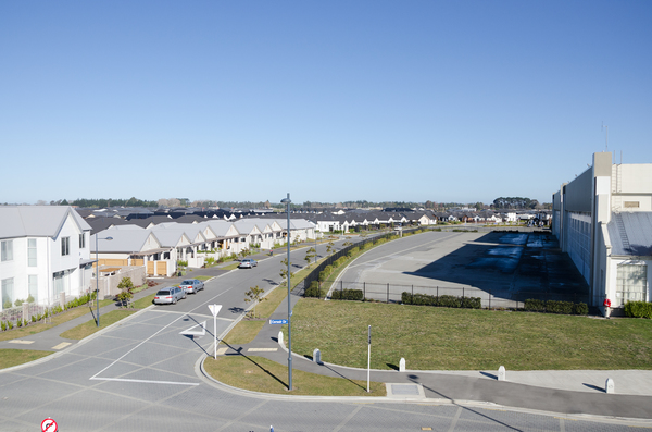 Wigram Skies development