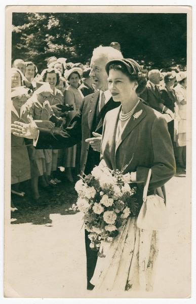 Royal Visit of Queen Elizabeth II