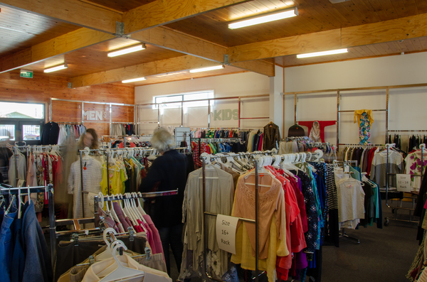 Salvation Army Family Store clothing