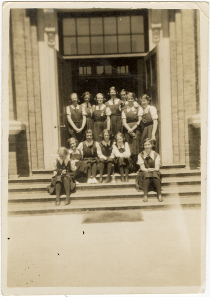 Avonside Girls High School Class of 1934-35