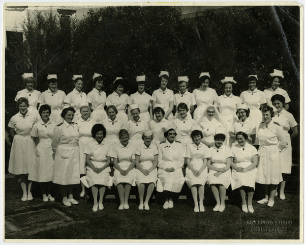 Midwifery Trainees at Christchurch Women's Hospital