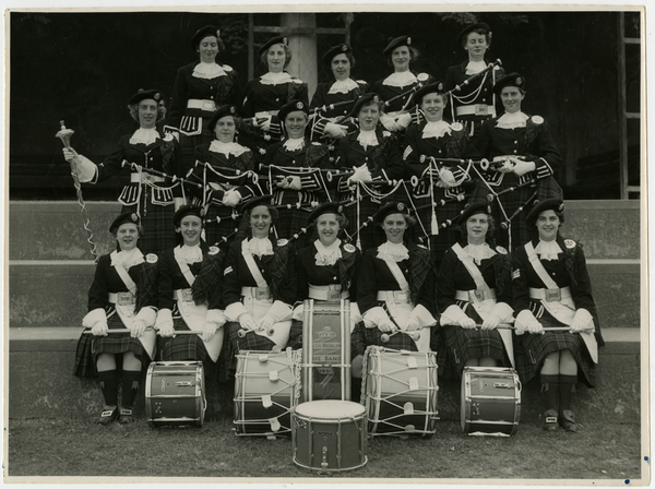 The City of Christchurch Ladies Highland Pipe Band