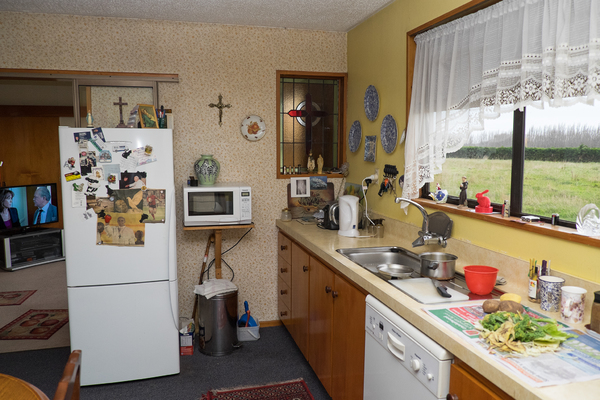 Kitchen in a home in Halswell