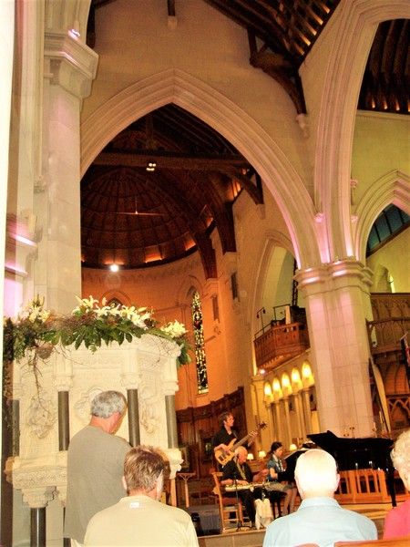 Concert in ChristChurch Cathedral