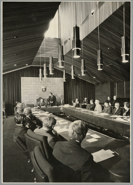 University of Canterbury council room