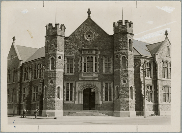 Christchurch Teachers College