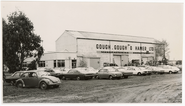 Gough, Gough and Hamer Limited
