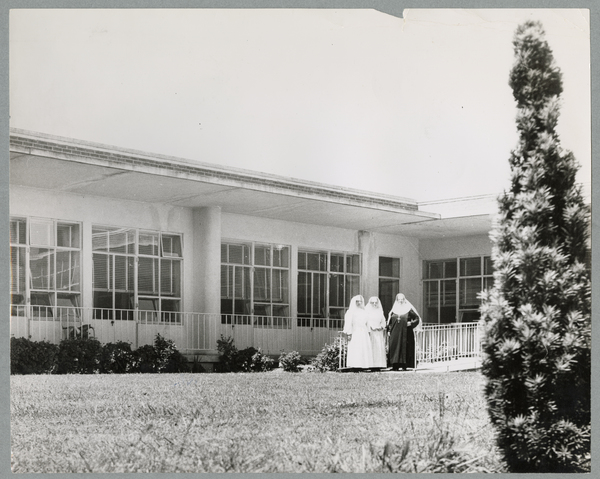 Mary Potter Hospice, Calvary Hospital