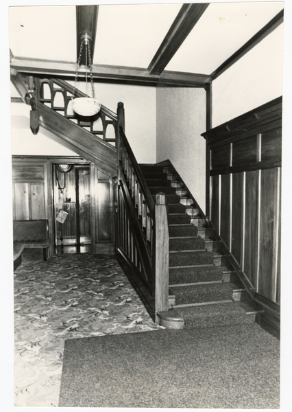 Mary's Mount rest home interior