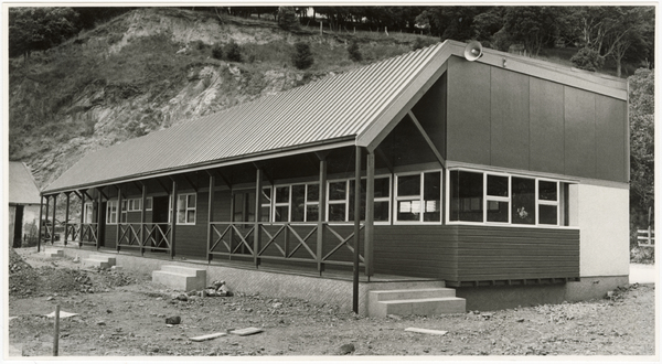 Akaroa fire station