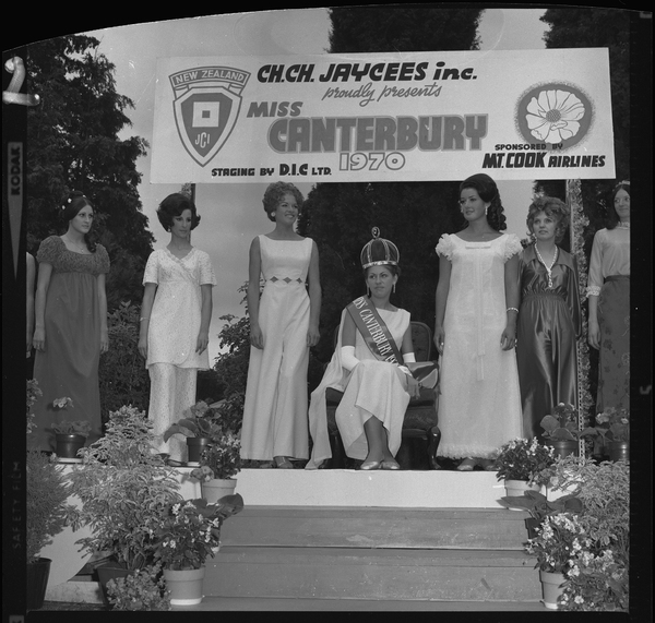 Miss Canterbury, 1970