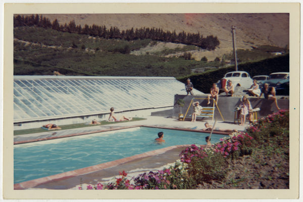 Holt Family Swimming Pool, 48 Horotane Valley