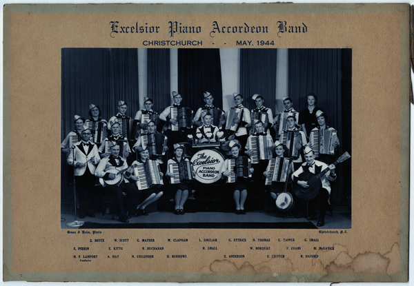 Excelsior Piano Accordion Band