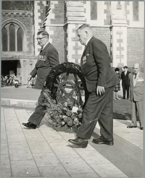 Wreath for Old Contemptibles' Association