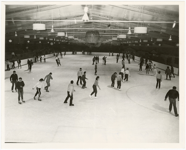 Opening of Big Apple ice rink